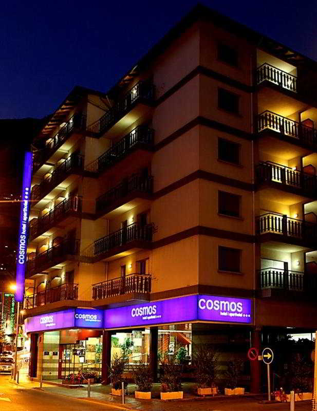Cosmos Apartments