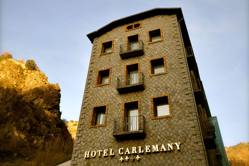 Hotel Spa Termes Serhs Carlemany