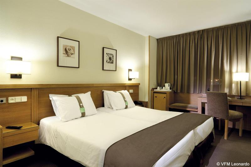 Holiday Inn Madrid-Piramides